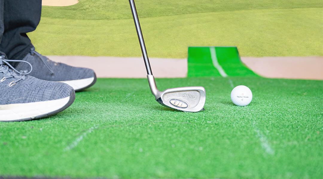 Analyse Golfspiel Caspar Heinrich Klinik