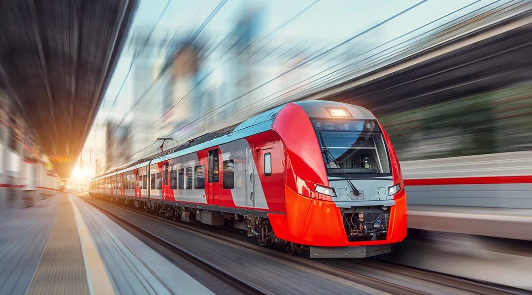 Anreise mit der Bahn zur Caspar Heinrich Klinik