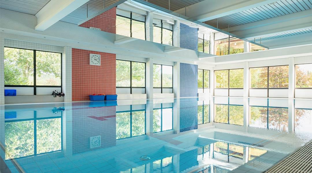 Bewegungsbad in der Caspar Heinrich Klinik