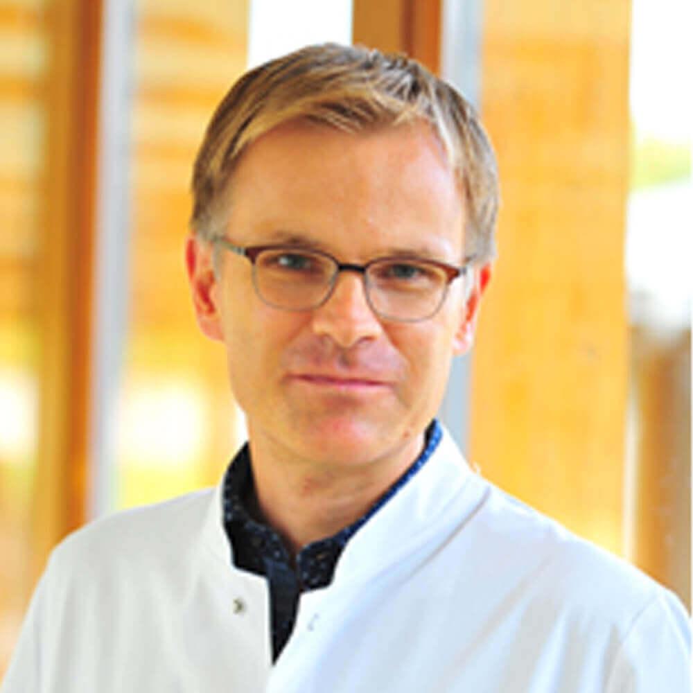 Chefarzt Dr. med. Wrenger Caspar Heinrich Klinik