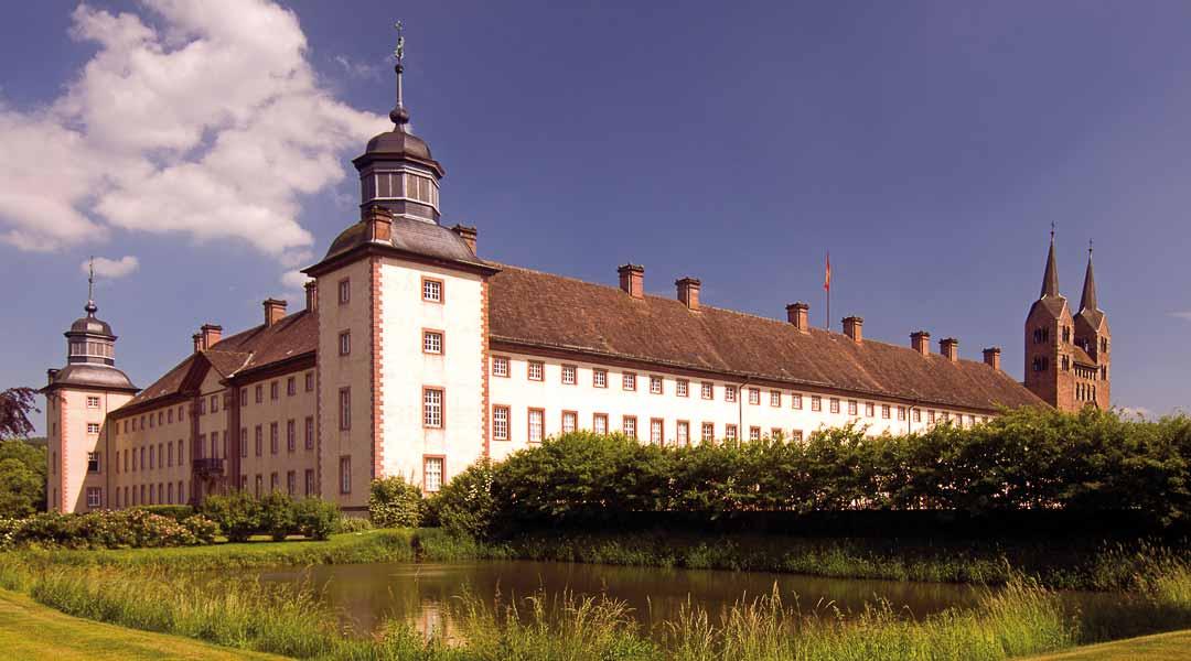 Freizeitangebote Schloss Corvey Kulturland Kreis Hoxter