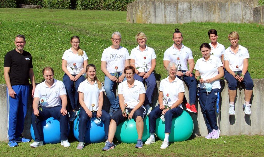 Team Caspar Heinrich Klinik Physiotherapie