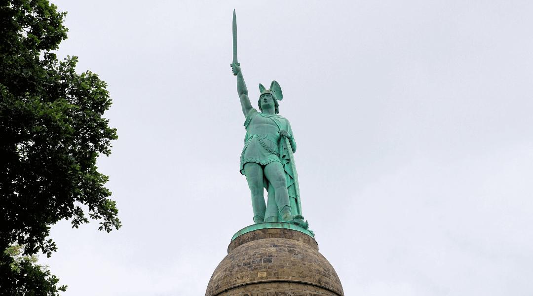 Hermannsdenkmal Teutoburger Wald Ausflugsziel