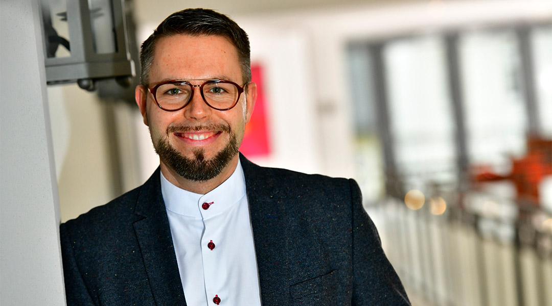 Klinikleitung Marko Schwartz