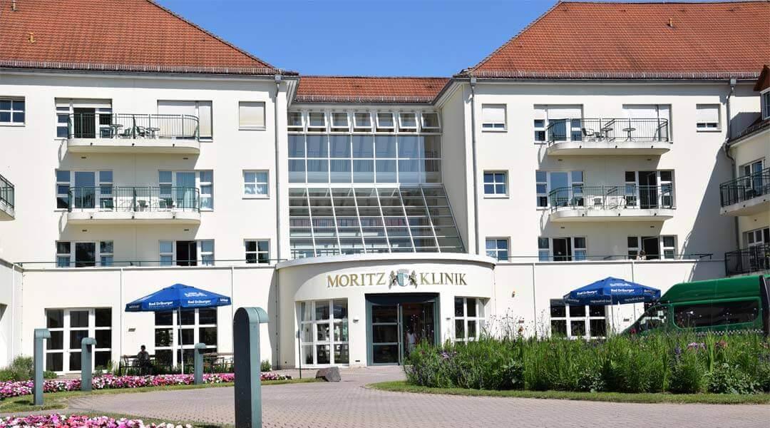 Moritz Klinik in Bad Klosterlausnitz