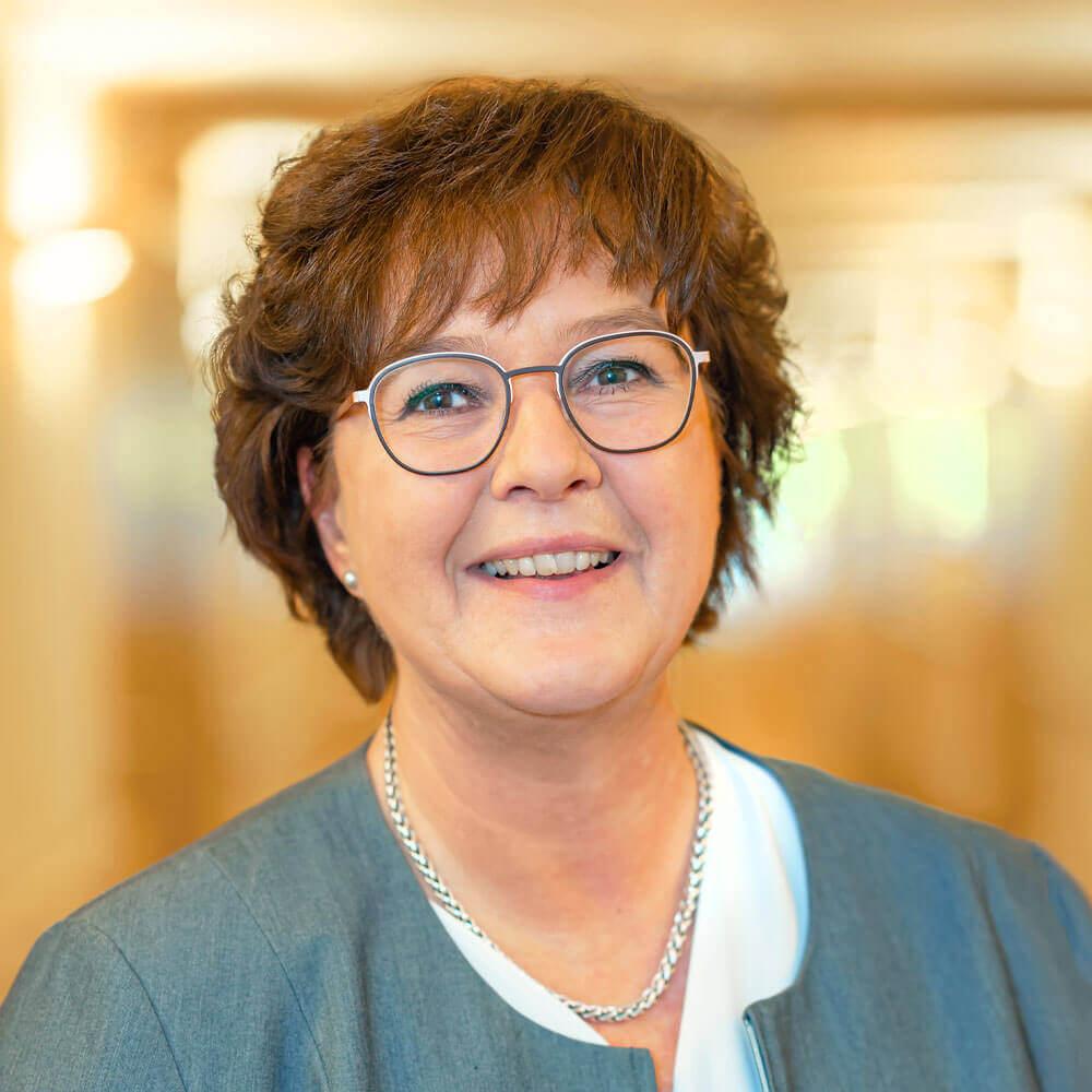 Pflegedienstleitung Kerstin Gallmann Caspar Heinrich Klinik