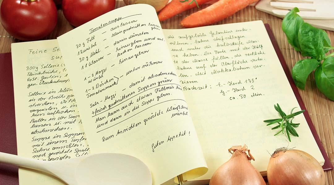 Rezepte aus der Lehrküche in der Caspar Heinrich Klinik